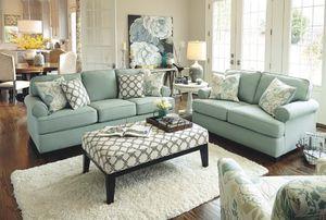 Ashley Furniture Daystar Seafoam Sofa and Loveseat for Sale in San Diego, CA