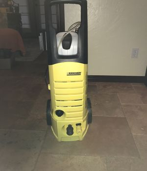 Karcher Pressure Washer for Sale in Mustang, OK