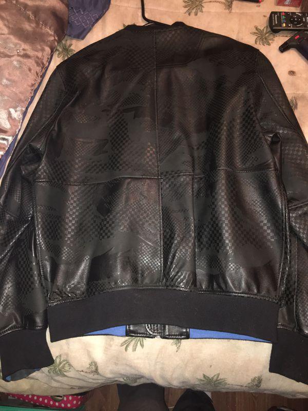 Diesel Large BRAND NEW Diesel Men's 100% Sheepskin Leather, GOOD PRICE!