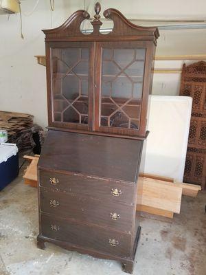 Vintage Secretary Desk for Sale in Austin, TX