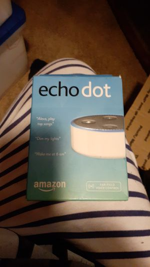 ECHO DOT for Sale in Issaquah, WA