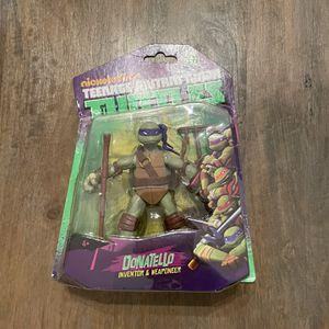 Nickelodeon Teenage Mutant Ninja Turtles Donatello 2012 for Sale in Houston, TX