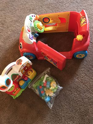 Kid size car and toy- ALL FOR $5 for Sale in Riverside, CA