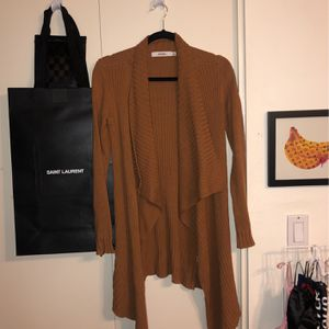 Cozy Brown Cardigan Size XS for Sale in Mesa, AZ