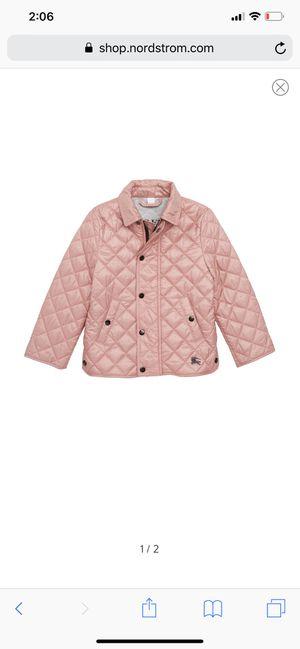 Burberry jacket for Sale in Scottsdale, AZ