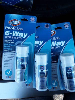Pool test strips for Sale in Phoenix, AZ