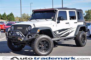 2016 Jeep Wrangler Unlimited for Sale in Manassas, VA