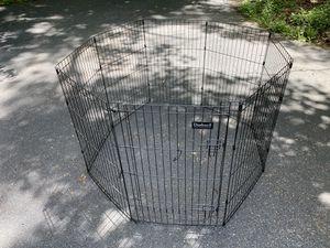 Large Pet Exercise Playpen w/Door for Sale in Waynesboro, VA