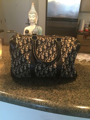 Dior Boston Bag for Sale in Los Angeles, CA