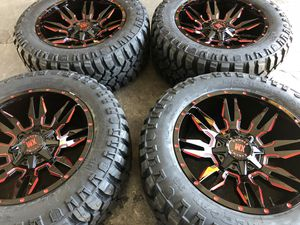 20x10 XM new wheels for Sale in Austell, GA