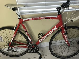 Bianchi road bicycle. for Sale in Miramar, FL