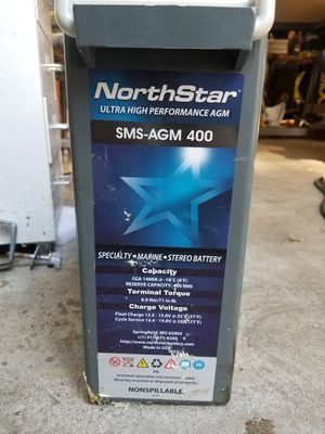 Northstar SMS 400 AGM for Sale in Seattle, WA