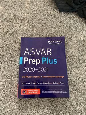 asvab study book for Sale in Aurora, CO