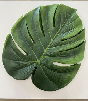 Artificial palm leaves 58 pieces for Sale in Chino, CA