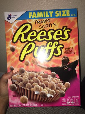 Travis Scott Reese's Puffs for Sale in Henderson, NV