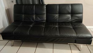 LEATHER FUTON MULTIFUNCTION for Sale in Orlando, FL