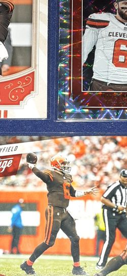 3 Very Nice Baker Mayfield Insert Cards $3 Takes All for Sale in Garland,  TX