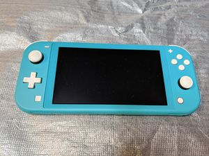 Nintendo Switch Lite - Turquoise for Sale in Westerville, OH