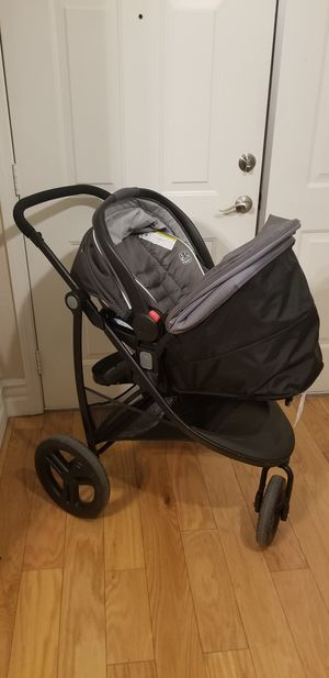 Graco Carseat 35 & Travel System/Stroller (Manufactured 8/2019) for Sale in Las Vegas, NV