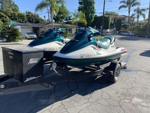 Sea Doo jet skis for Sale in Industry, CA