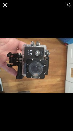 Small camera / GoPro style / generic for Sale in New York, NY