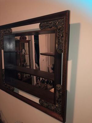 Vintage Mid Century Mirror Shadow Box for Sale in Fountain Inn, SC