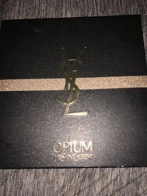 Women's Opium perfume and body moisturizer set for Sale in Gaithersburg, MD