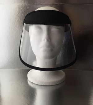Clear optic style face shield for Sale in Chino, CA