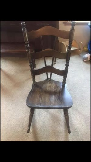 Kids rocking chair for Sale in Sherwood, OR