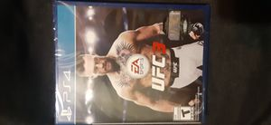 UFC 3 for PS4 for Sale in Oak Grove, MN