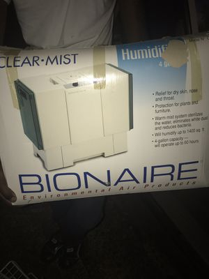 Humidifier nice for Sale in Durham, NC