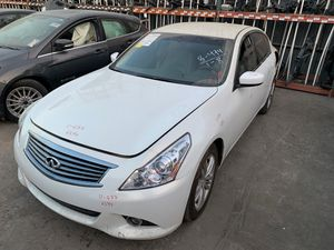 2011 Infiniti G37 Parting out. Parts. 6294 for Sale in Los Angeles, CA