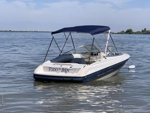 1996 Bayliner 40 year Anniversary 2050 LS for Sale in Lake View Terrace, CA