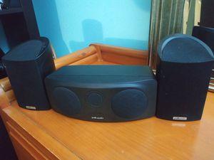 Polk audio speakers set for Sale in Addison, IL