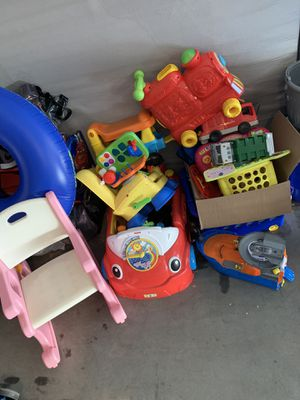 Bunch of kids toys for Sale in Surprise, AZ