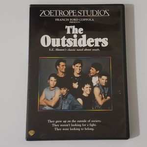 The Outsiders DVD Zoetrope Studioz Tested & Working for Sale in Troutdale, OR