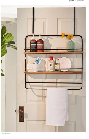 Over the door tiered storage rack for Sale in Washington, DC