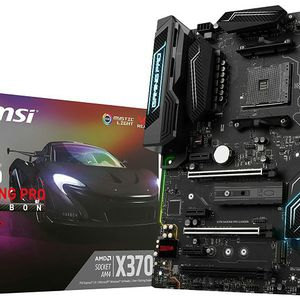 MSI X370 GAMING CARBON PRO for Sale in Chino Hills, CA