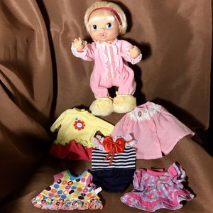 2010 wets and wiggles~Baby Alive Doll~Works GREAT!!! for Sale in Las Vegas, NV