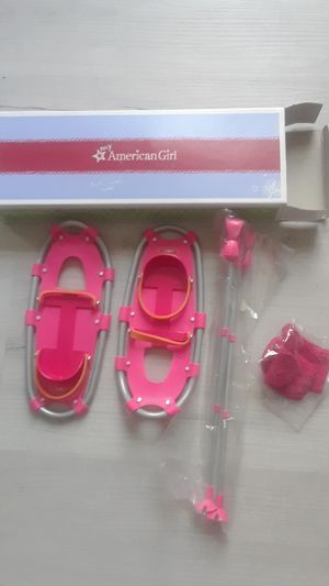 American girl doll ski playset for Sale in MD CITY, MD