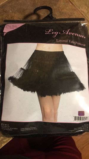 Large / XL sexy Halloween tutu costume for Sale in Austin, TX