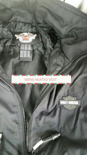 Harley Davidson Heated Vest. Size Medium. Like New. $50.00 Firm On Price for Sale in Everett, WA