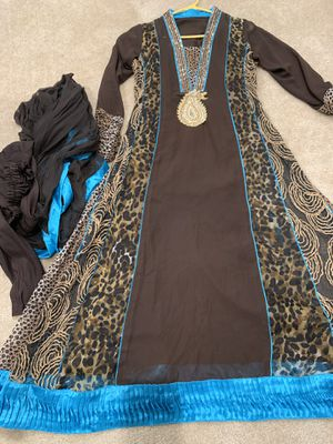 Pakistani Indian party desi clothes dress for Sale in Catharpin, VA