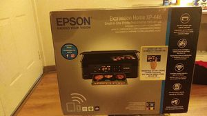 Epson exceed your vision expression home xp-446 printer for Sale in Pittsburg, CA