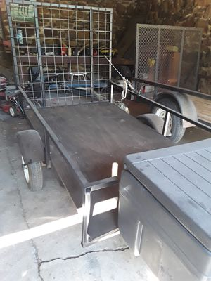 Treiler for Sale in Tom Bean, TX
