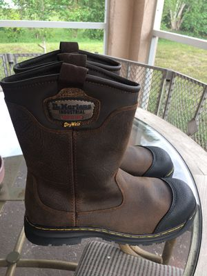 Brand new!!! Size 11. Dr. Martens steel toe/leather/waterproof/vortex sole!!!! $100 or best offer for Sale in Cape Coral, FL