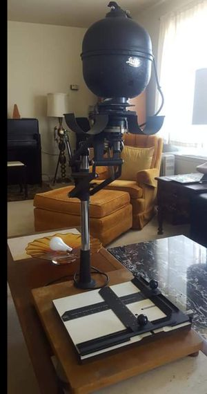 RARE Antique Leitz (Leica) Photo Enlarger Focomat Is 1a with Lens WORKING for Sale in Arlington, VA
