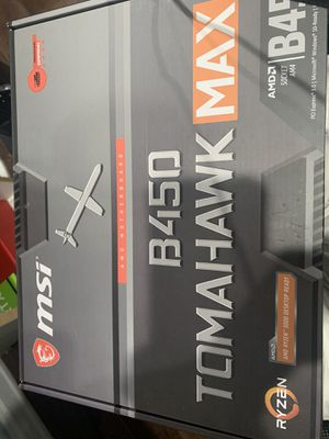 Ryzen 7 and B450 Motherboard for Sale in Los Angeles, CA