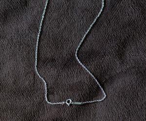 """Tiffany & Co 16"""" silver 925 chain for Sale in Tacoma, WA"""