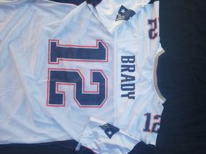 Tom Brady New England Patriots Football Jersey 3XL for Sale in Covina, CA